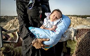 خرید و فروش بچه کودک در تهران به قیمت 500 هزار تومان + دانلود فیلم